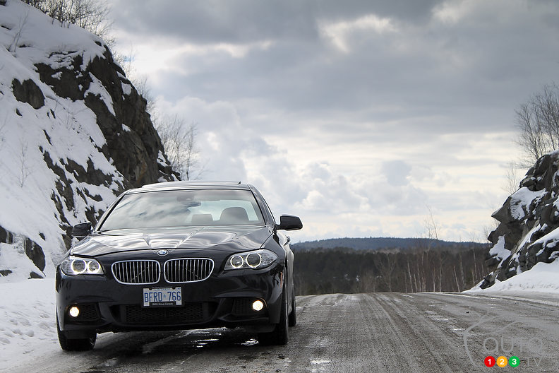 2012 BMW 528i xDrive Review