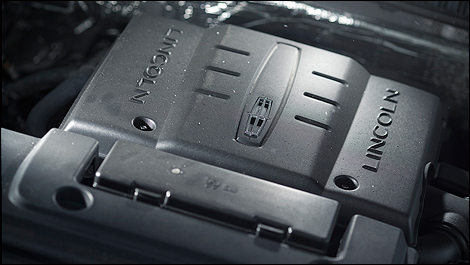 2012 Lincoln Navigator engine