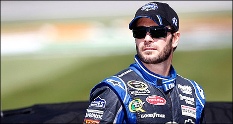 NASCAR Jimmie Johnson