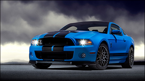 2013 Ford Shelby GT500