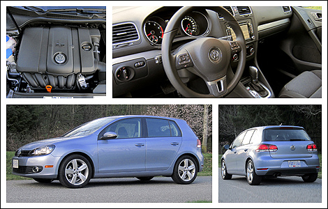 2012 Volkswagen Golf 2.5L Sportline 5-Door