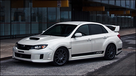 Subaru Impreza WRX STI Lachute Performance LP400