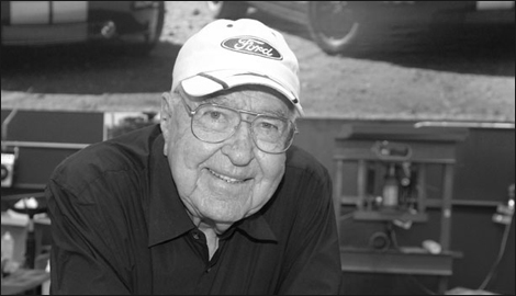 Carroll Shelby (1923-2012) (Photo: ShelbyAutos.com)
