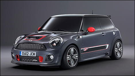MINI Cooper John Cooper Works GP