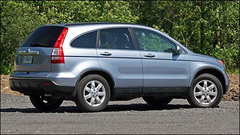 Honda Cr V Used Auto123 Com
