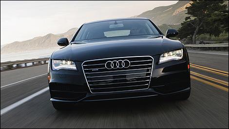 Audi a7 3 0 tfsi quattro premium plus 2012 essai routier for A7 auto pieces jardin