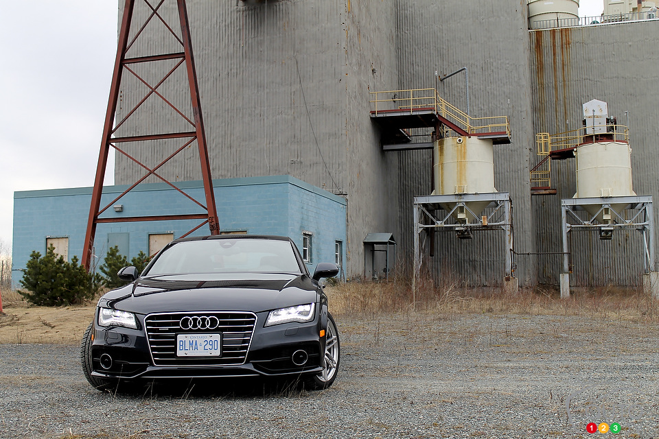 2012 Audi A7 3.0 TFSI quattro Premium Plus Review