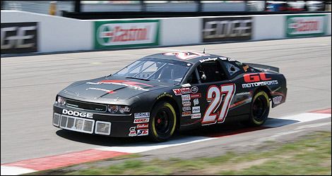 Auto Racing Nascar Lennie Pond on Nascar Canadian Tire  Andrew Ranger Is Back In Town   Auto123 Com