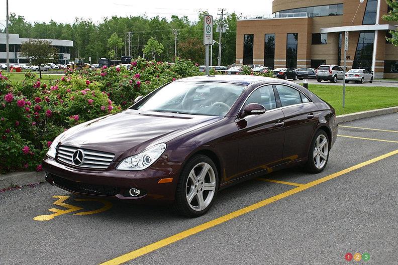 Mercedes Cls 2010 2010 Mercedes Cls 500 Price
