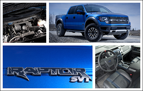 ford f 150 svt raptor supercrew 2012 - 2012 Ford F 150 Svt Raptor