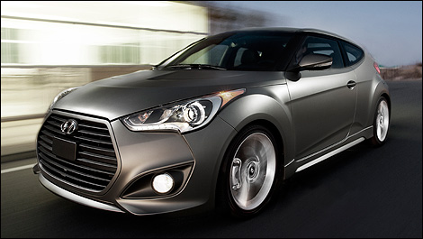hyundai veloster turbo 2013 le prix est d voil nouvelles auto123. Black Bedroom Furniture Sets. Home Design Ideas