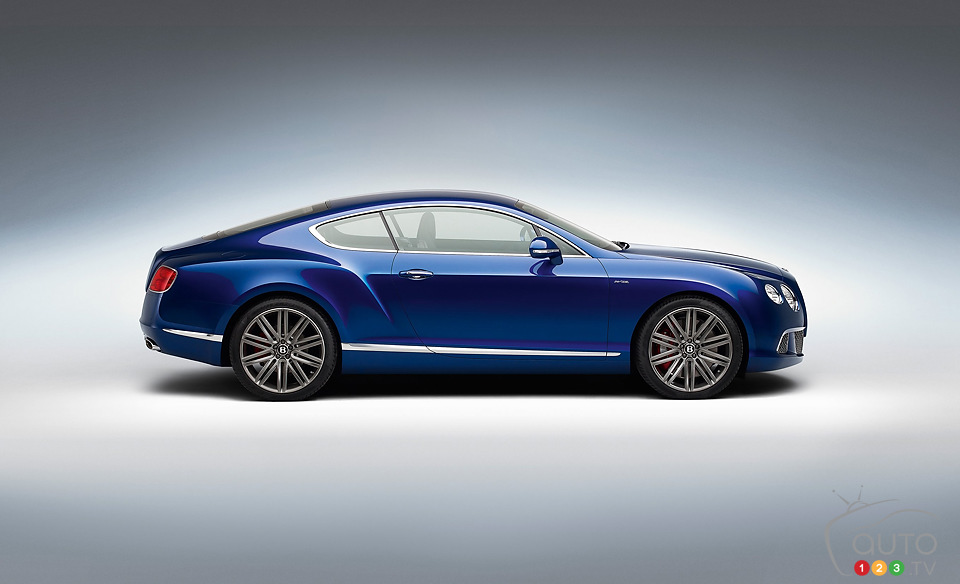 The fastest Bentley Continental ever built
