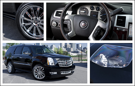 Cadillac Escalade Slp Sport Edition Supercharged 2012