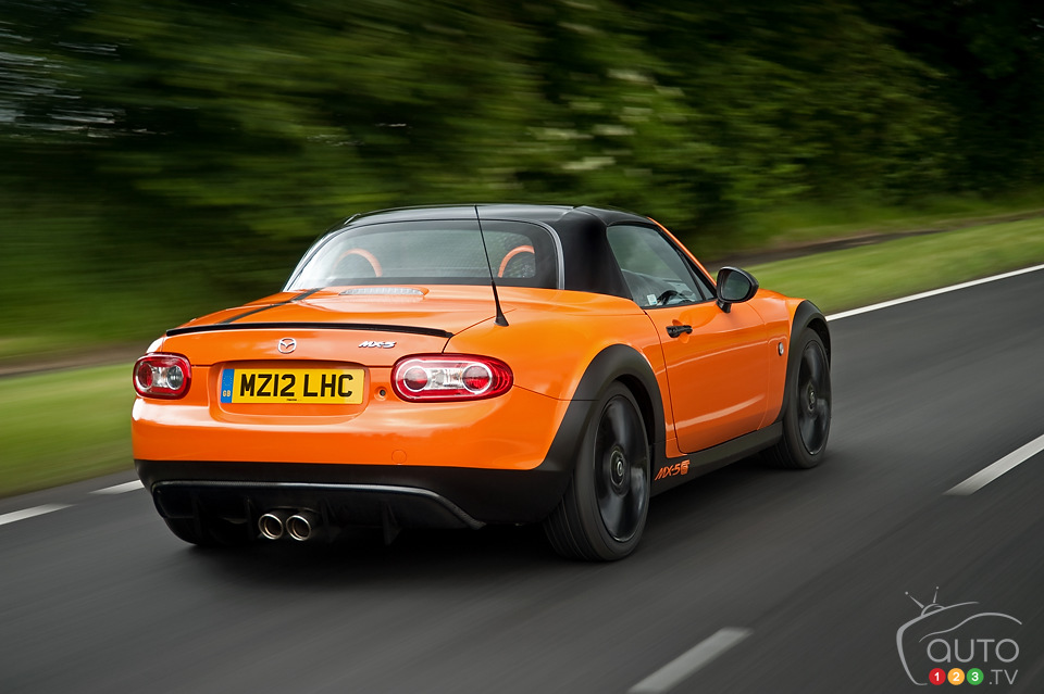 Goodwood Festival of Speed welcomes MX-5 GT Concept