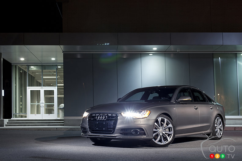 2012 Audi A6 3.0 TFSI quattro Premium Plus Review