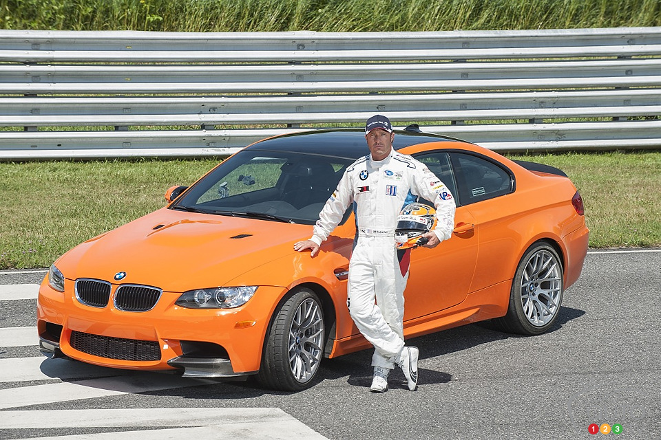 BMW launches exclusive M3 Coupe Lime Rock Park Edition