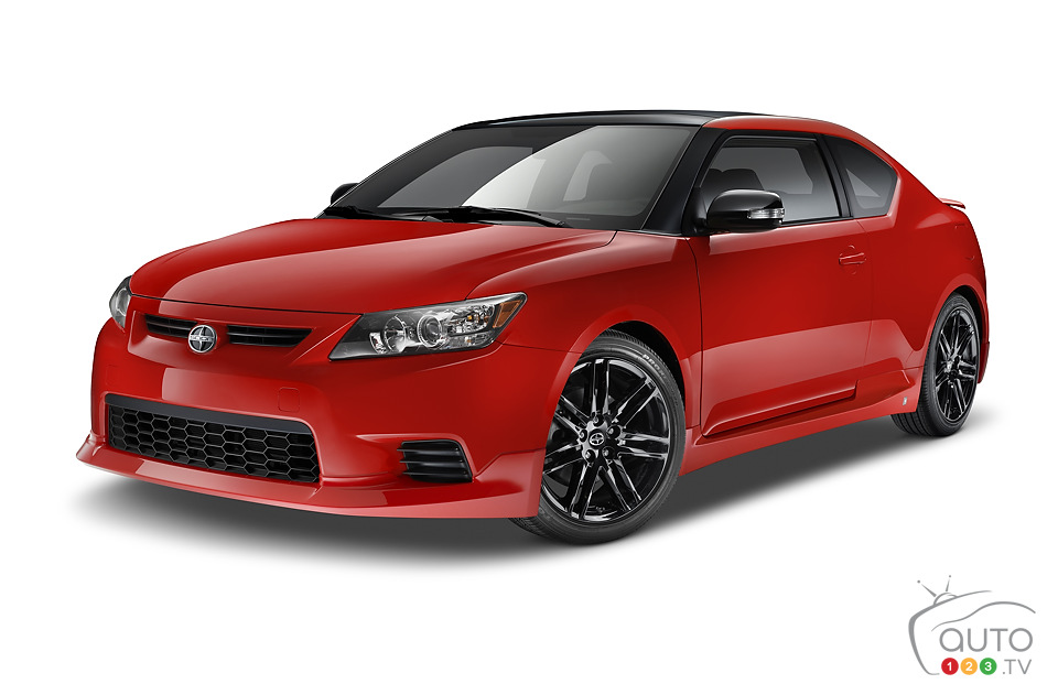 A Standout 2013 Scion tC Release Series 8.0!