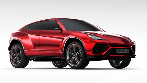 Lamborghini Urus i001 Lamborghini Urus production all but confirmed
