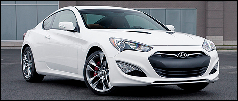 Hyundai Genesis Coupe 2013 i04 Favourite Fun Cars