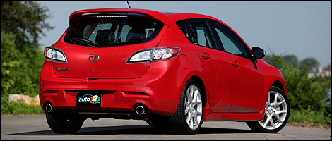 Mazda Mazdaspeed 3 2011 i03 Favourite Fun Cars