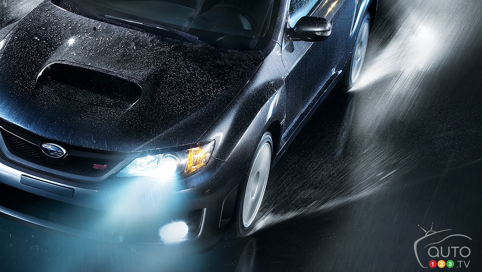 Subaru Impreza WRX STI soldiers on unchanged for 2013