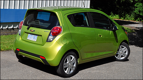 auto123 2013 chevrolet spark first impressions chevy spark forum chevrolet spark forums. Black Bedroom Furniture Sets. Home Design Ideas
