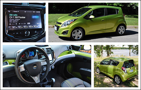 2013 chevrolet spark first impressions car news auto123. Black Bedroom Furniture Sets. Home Design Ideas