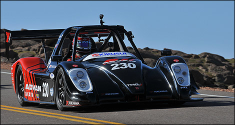 Pikes Peak Auto Racing Photos on Tmg Ev P002   Photo  Tmg
