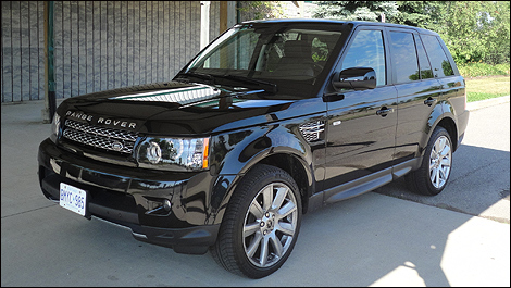 range rover sport supercharged 2012 essai routier. Black Bedroom Furniture Sets. Home Design Ideas