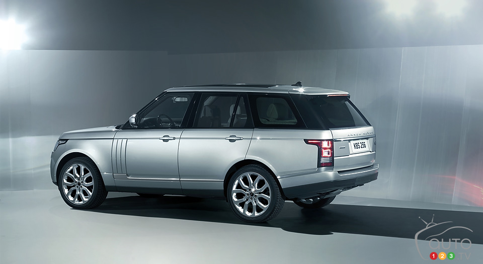 All-new 2013 Range Rover unveiled