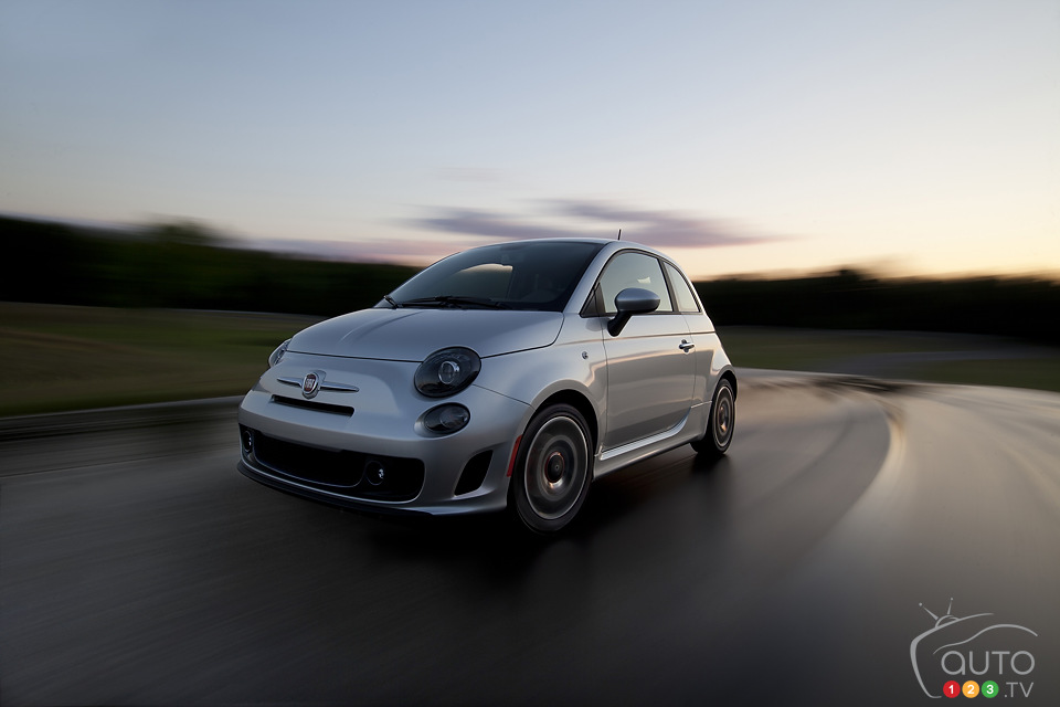 Fiat adds 500 Turbo to line-up for 2013