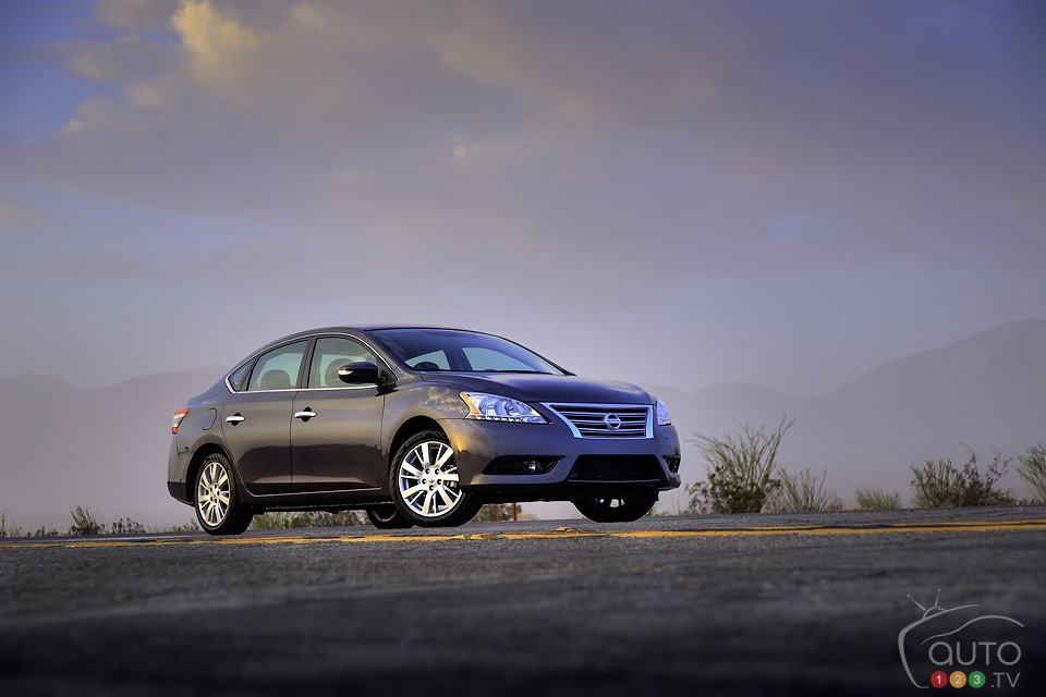 New 2013 Nissan Sentra promises best-in-class fuel economy