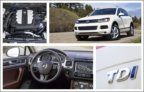 2012 volkswagen touareg tdi execline review. Black Bedroom Furniture Sets. Home Design Ideas
