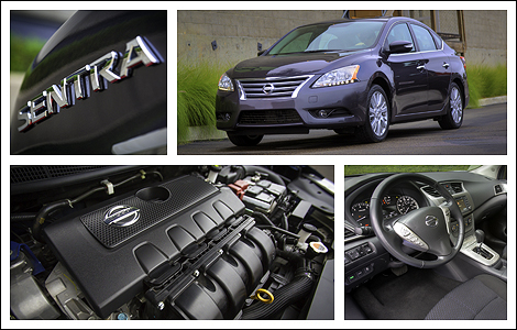 2013 Nissan Sentra Preview