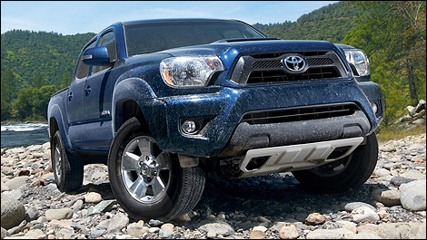 2013 Acura Redesign on 2013 Toyota Tacoma Release Date   Autos Weblog