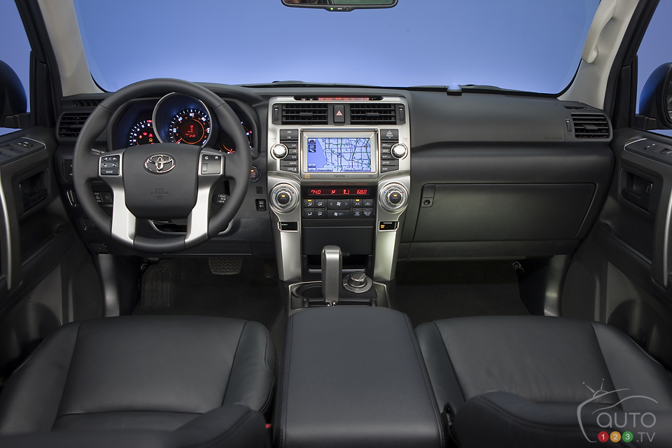 2013 Toyota 4Runner: innovations for all