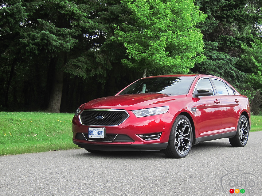 2013 ford taurus sho review photo gallery. Black Bedroom Furniture Sets. Home Design Ideas