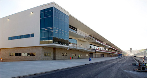 F1 Circuit of the Americas