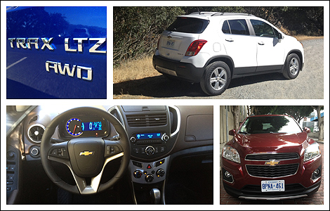 Canadian Auto Racing News on 2013 Chevrolet Trax First Impressions   Auto123 Com