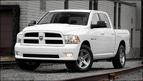 Recall on Dodge Dakota and Ram 1500 - Car News | Auto123