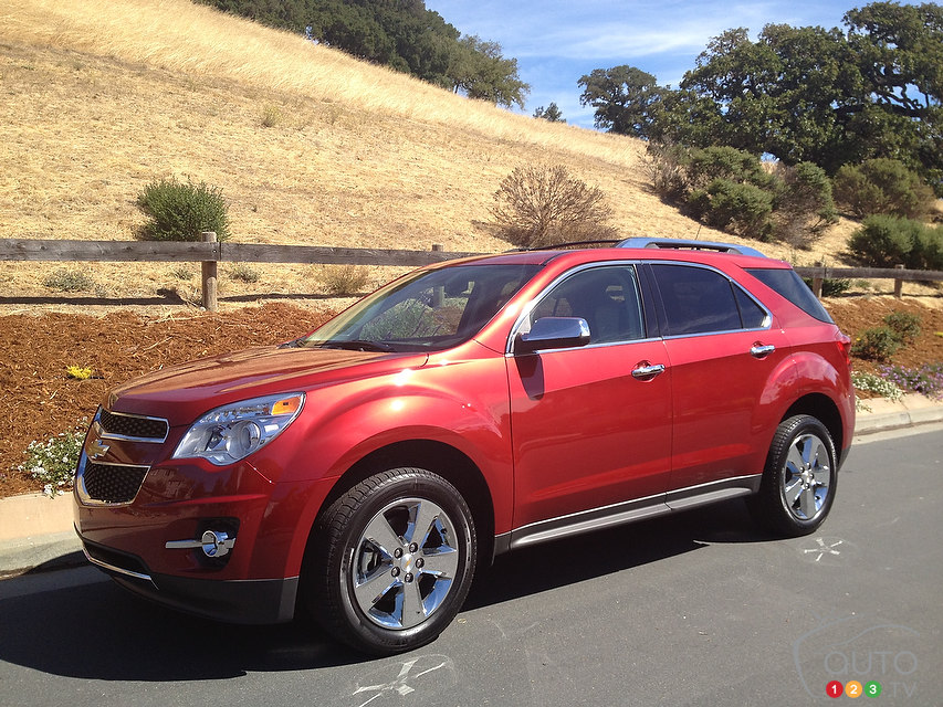 chevrolet equinox 2013. Cars Review. Best American Auto & Cars Review