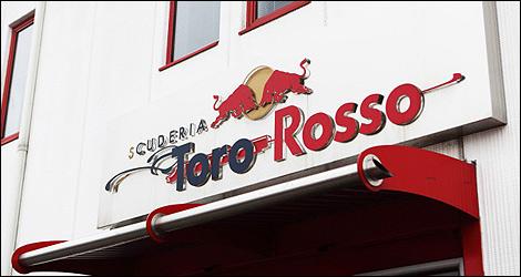 Faenza Italy Toro Rosso f1 Red Bull Toro Rosso Faenza