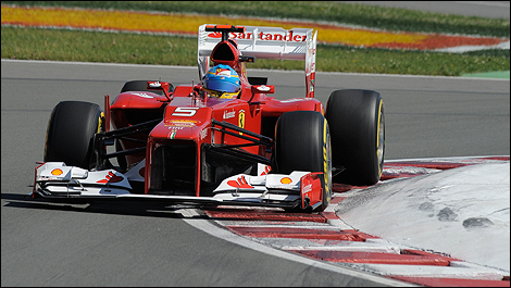 Fernando Alonso, Ferrari F1 (Photo: Ferrari)