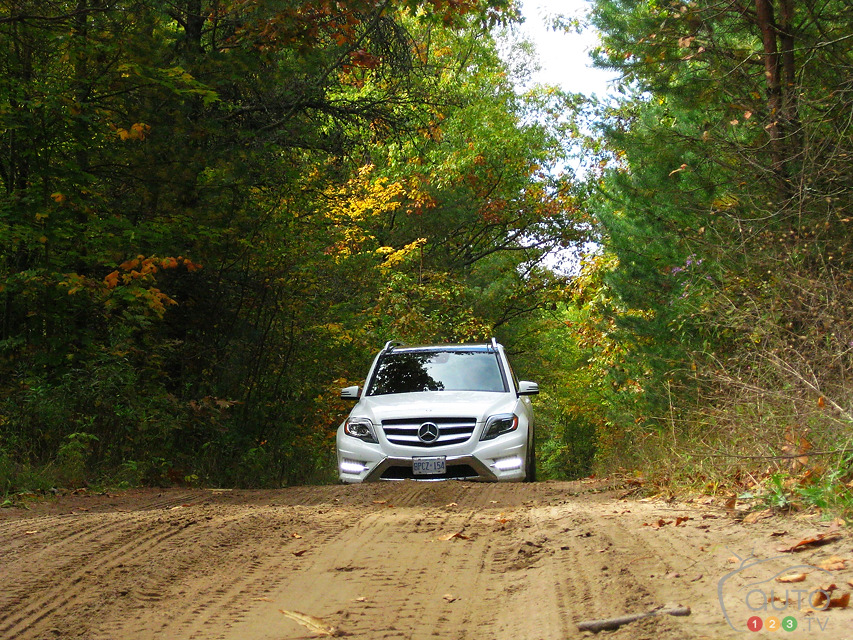 Mercedes-Benz gets down and dirty