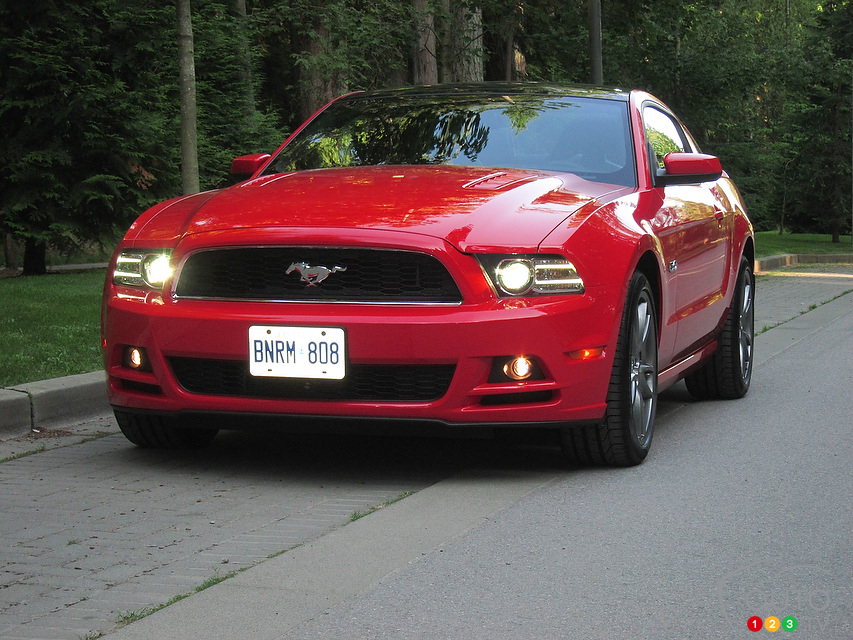 2013 Ford Mustang GT Review