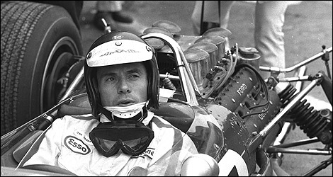 F1 Jim Clark Ford Cosworth