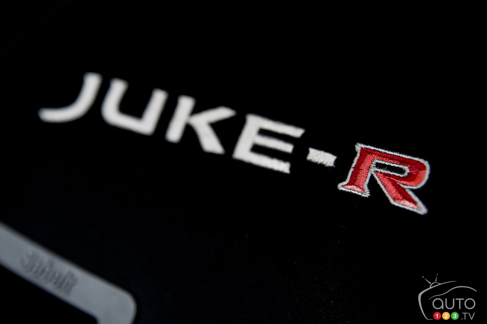Nissan Juke-R hits the road... and the gaming scene!