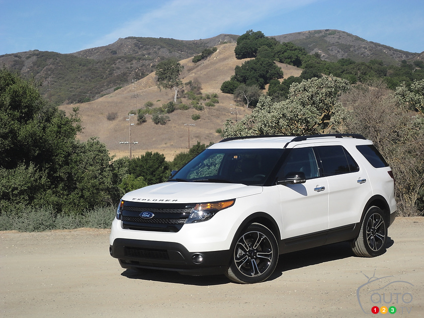 2013 Ford Explorer Sport First Impressions
