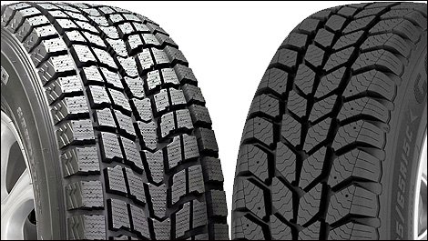 Snow Tires Winter Tires Goodyear Tires >> Winter Tires Winter Tires Vs Studded Tires