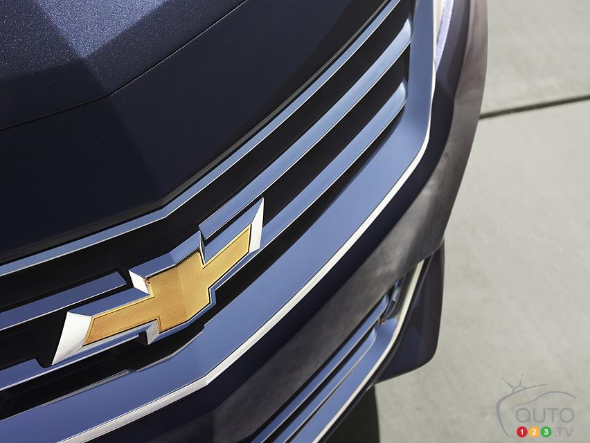Chevrolet представил флагмана (13 …